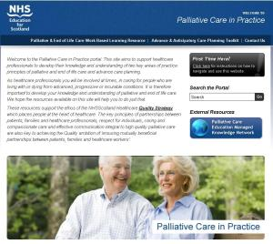 NES Palliative Care Portal