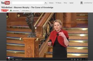 TEDxBelfast Dr. Maureen Murphy